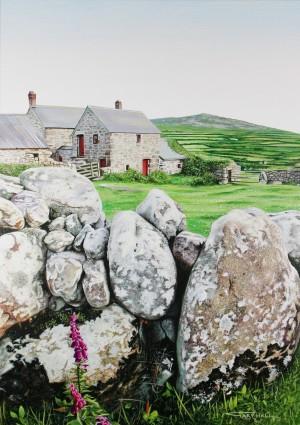 Iron Age Wall, Porthmeor