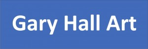Gary Hall Art Facebook logo